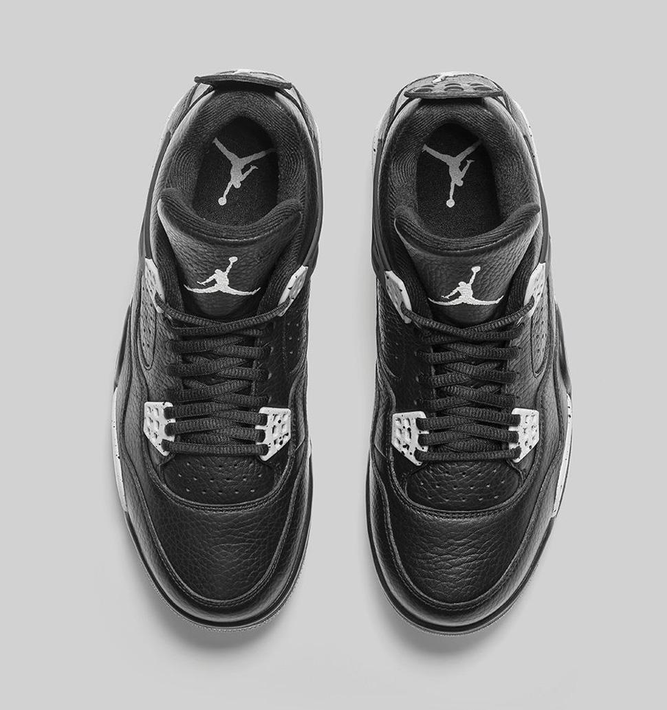 "Air Jordan IV Retro ""Oreo"" / Release info"