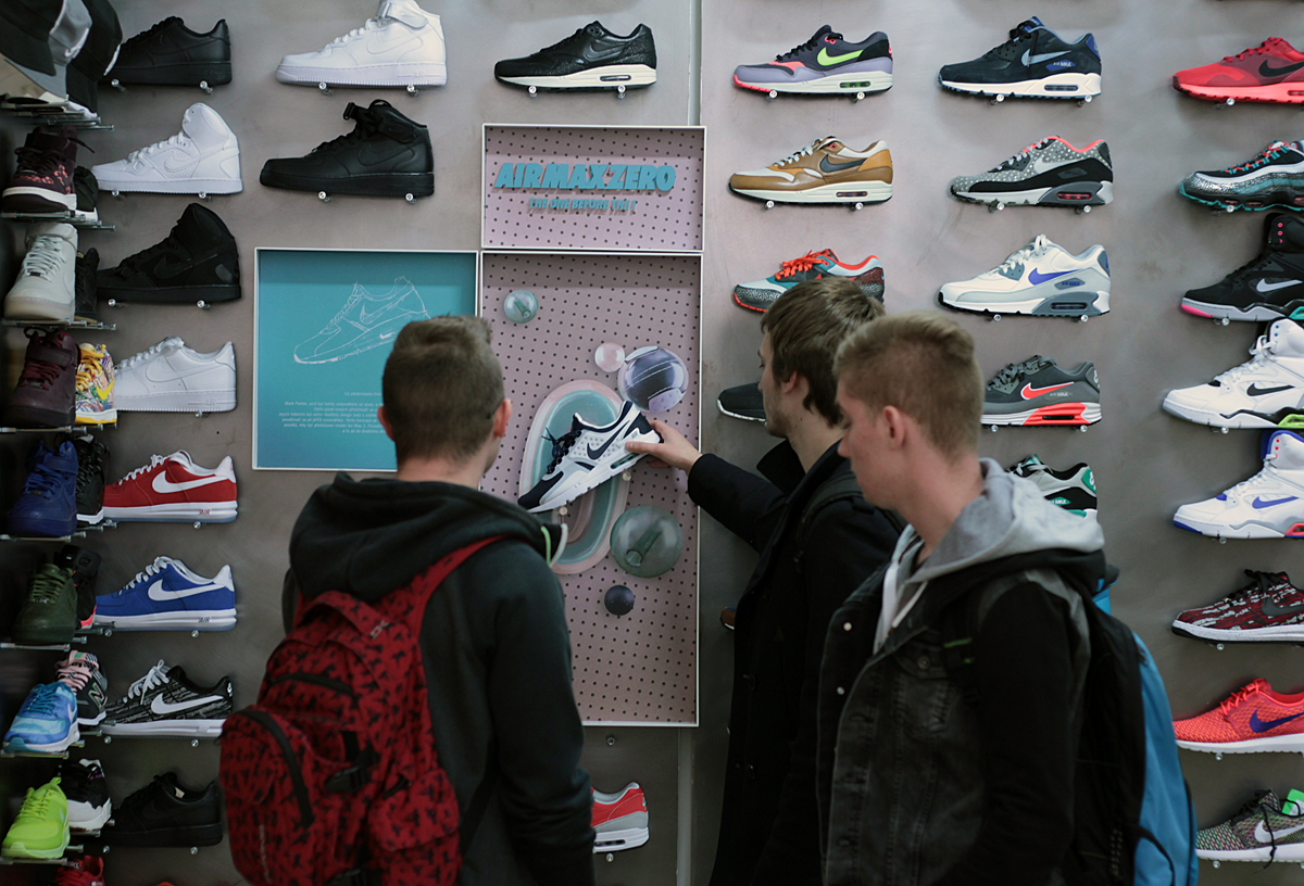 Nike Air Max Zero – release v Praze na Air Max Day