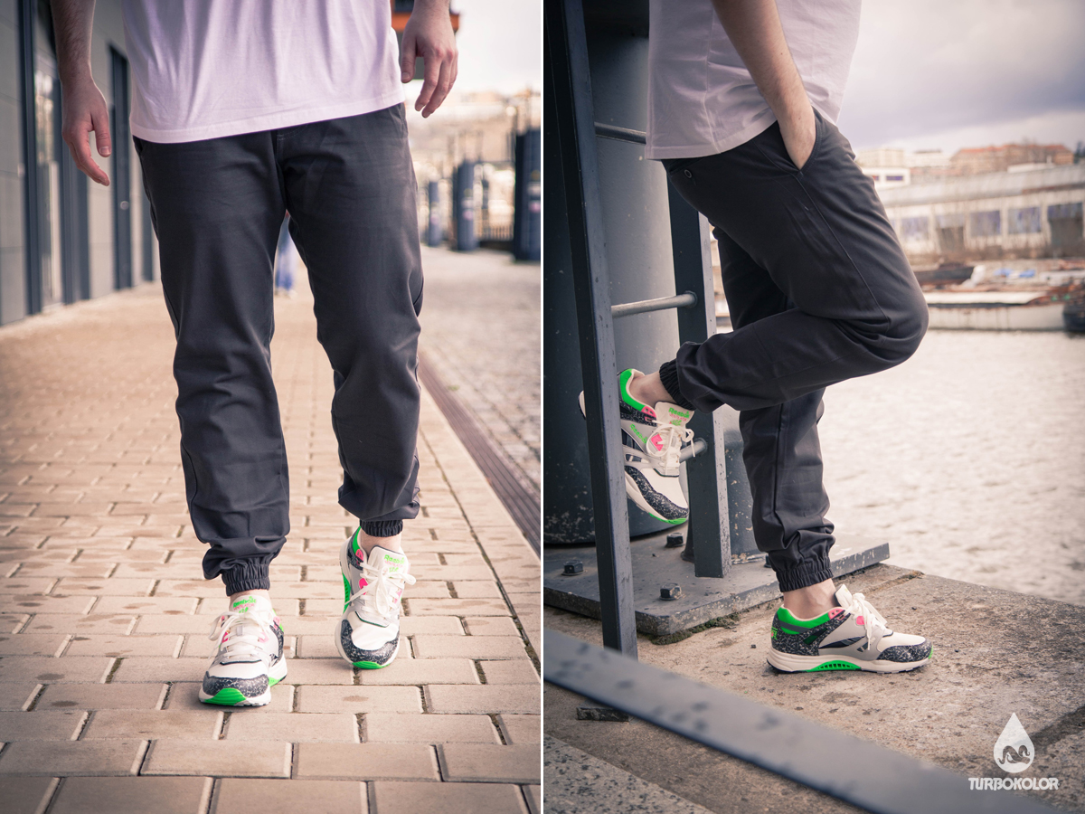 Jarní lookbook: Turbokolor Trainer Joggers