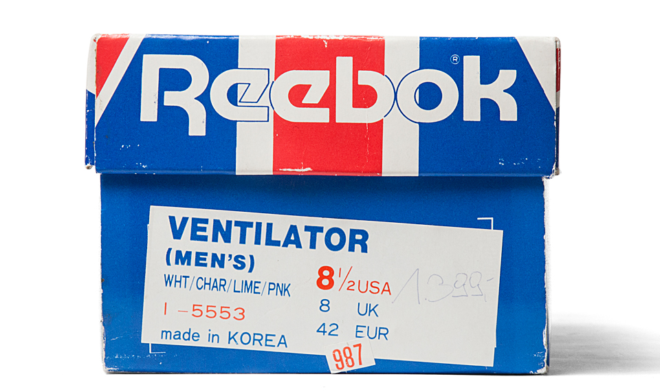 Reebok Ventilator - tenisky ze zlaté éry runningu