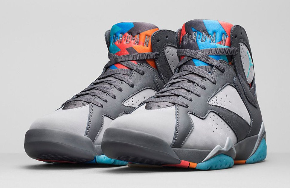 "Air Jordan 7 Retro ""Barcelona Days"" / Release info"