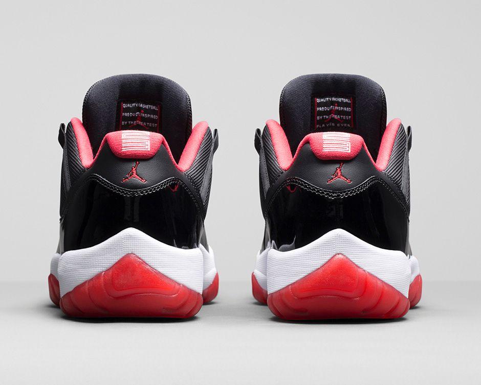 Air Jordan 11 Retro Low Bred | Release info
