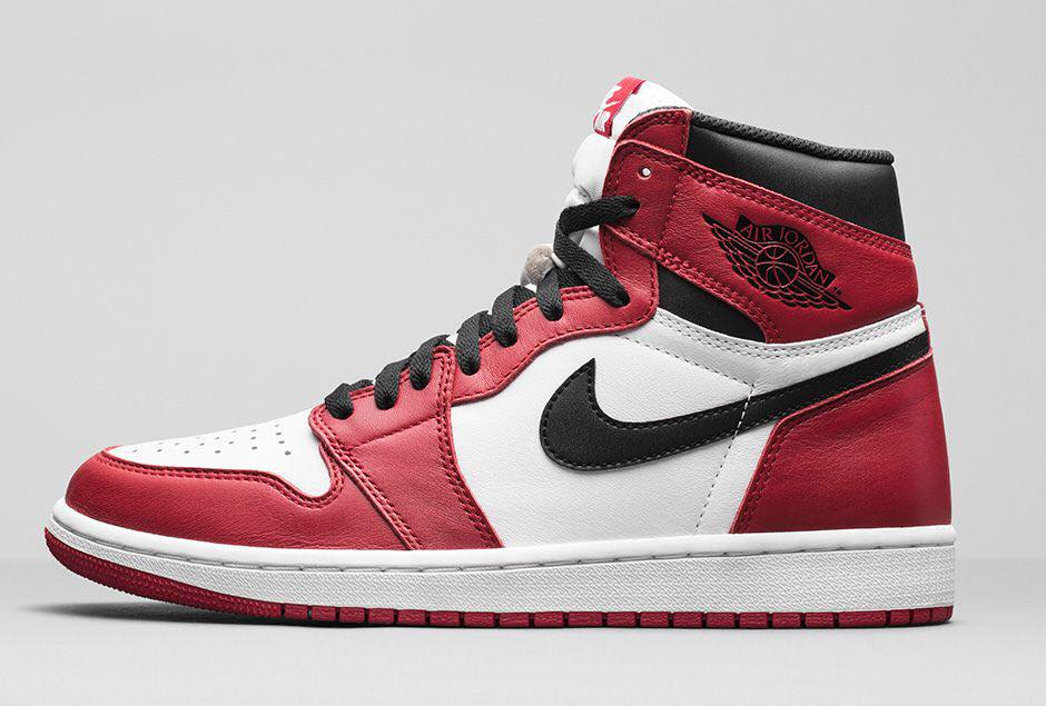 Air Jordan 1 Retro High OG Bulls | Release info