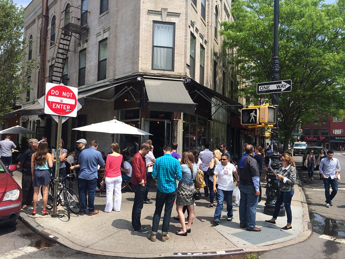 Sprievodca New Yorkom: jedlo a zábava / pt. 1 / YAKSHOVICA