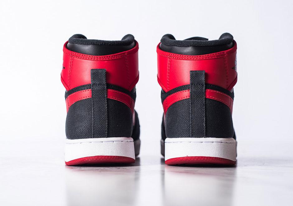 """Air Jordan 1 KO High OG """"Bred"""" / Release info"""