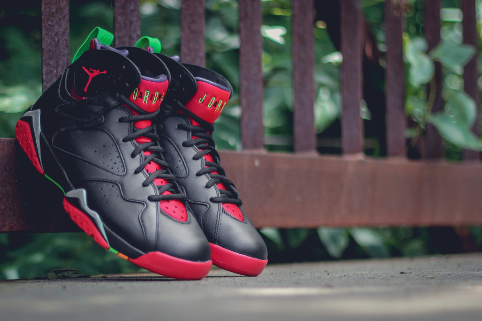 "Air Jordan 7 Retro ""Marvin The Martian"" / Release info"