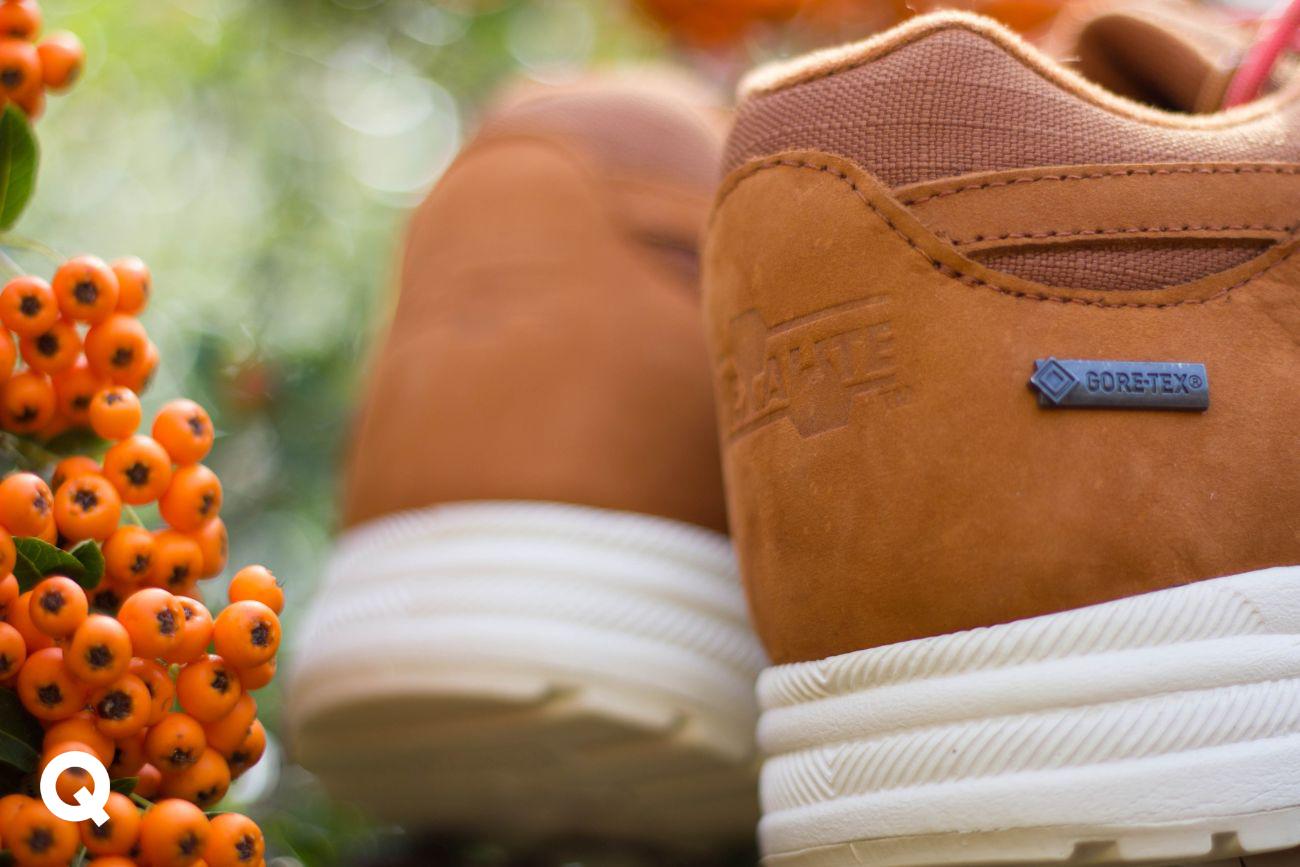 Podzimní tenisky jak lusk | Reebok Ventilator Goretex
