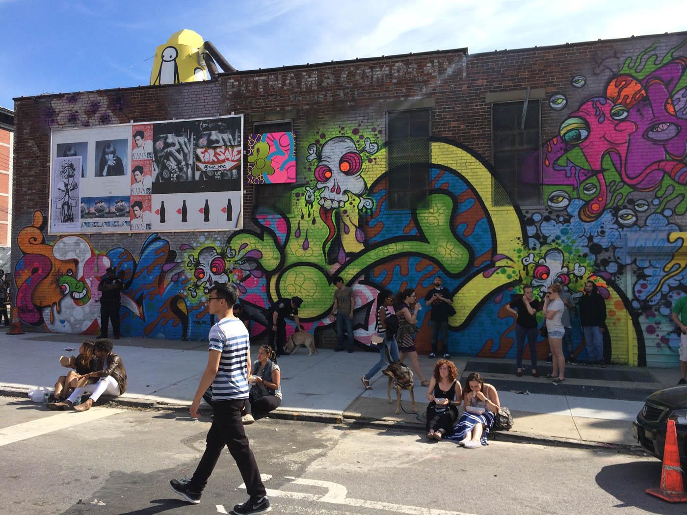 Sprievodca New Yorkom: fashion a art / pt. 2 / YAKSHOVICA