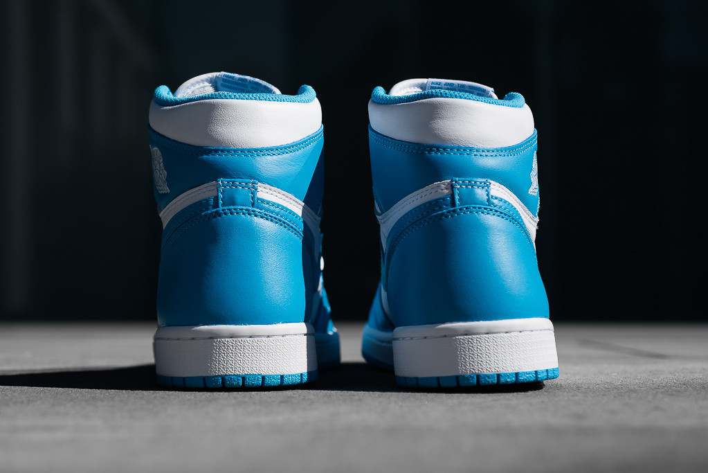"Air Jordan 1 Retro High ""UNC"" | Release info"