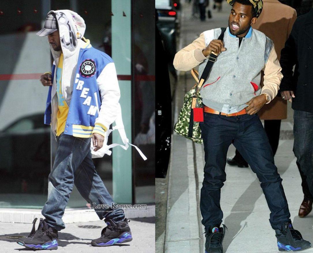 "Co si o teniskách Air Jordan 8 Retro ""Aqua"" myslí Adam Šeda, YAK.SHA, nebo Kanye West?"
