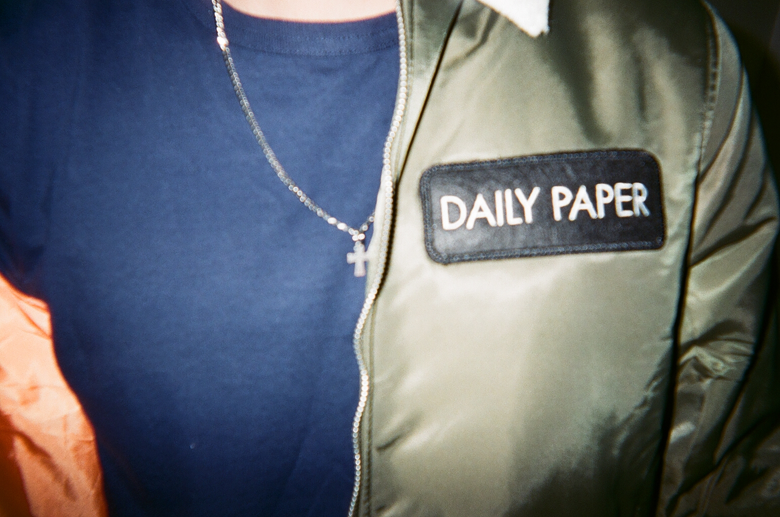 Daily Paper: Digi-Log Lookbook