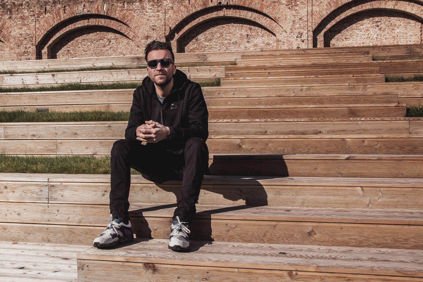 Yanko Král kraluje v nových teniskách Puma