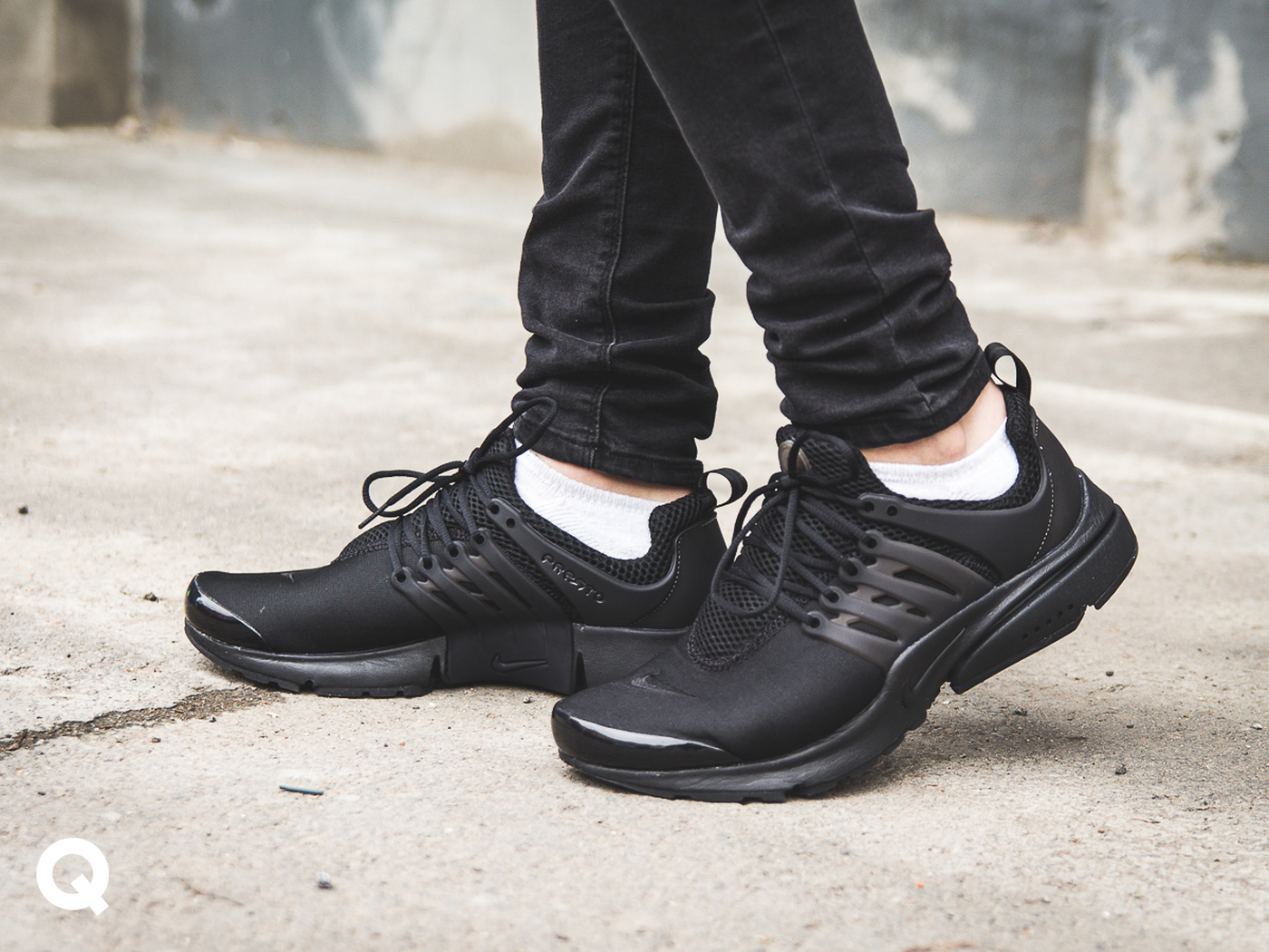 Knowledge is the key: Nike Air Presto 🔑