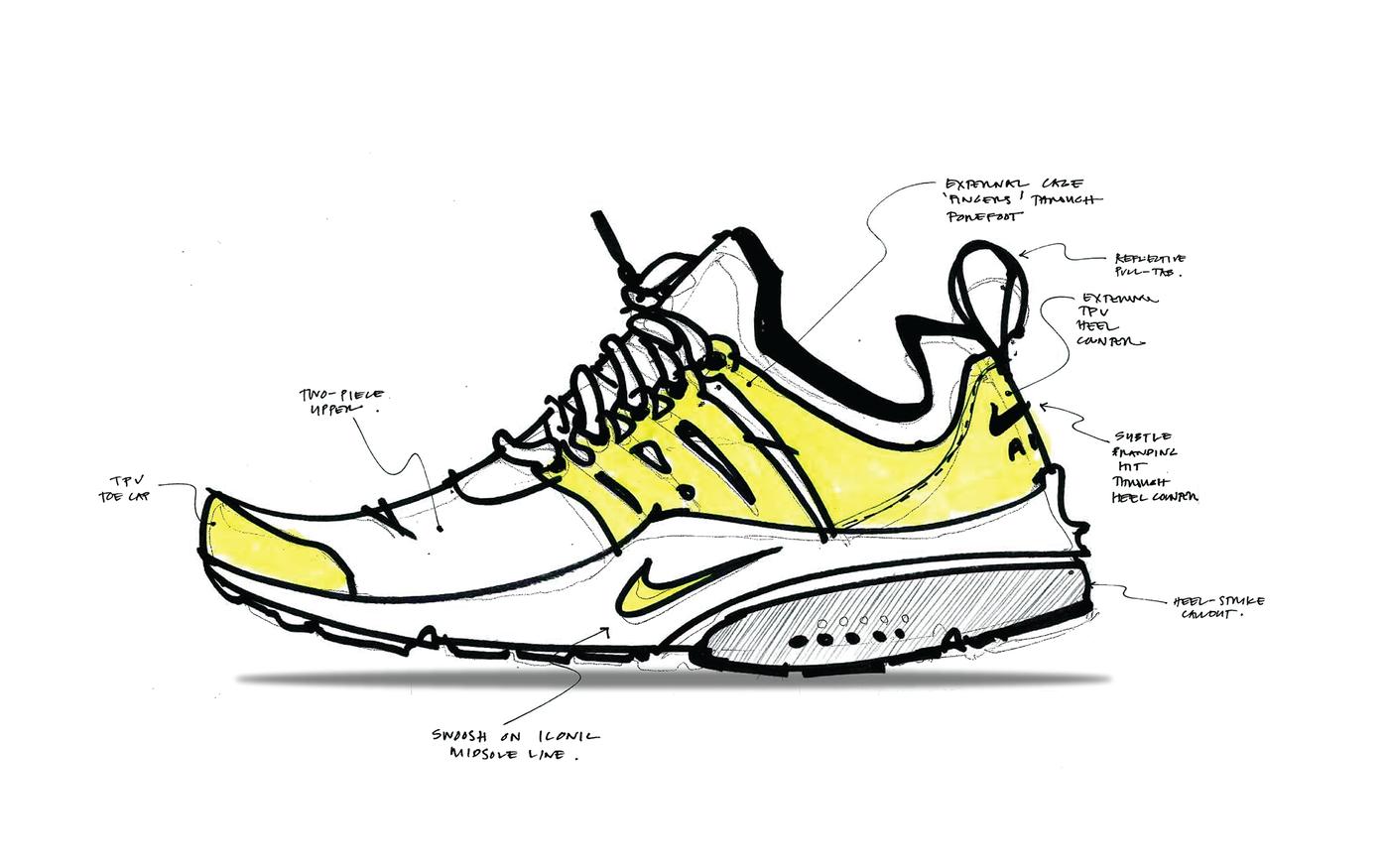 Knowledge is the key: Nike Air Presto 🔑