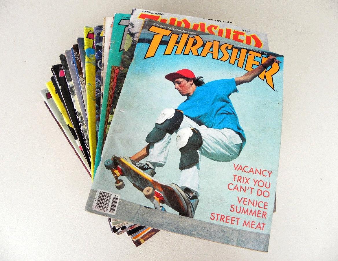 Kde se vzal hype okolo Thrasher? 🔥
