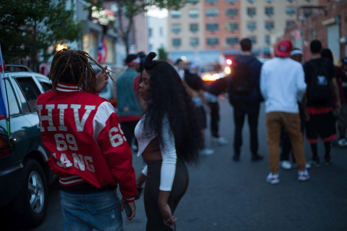 Jak vypadá natáčení tradičního rapového klipu v New Yorku?