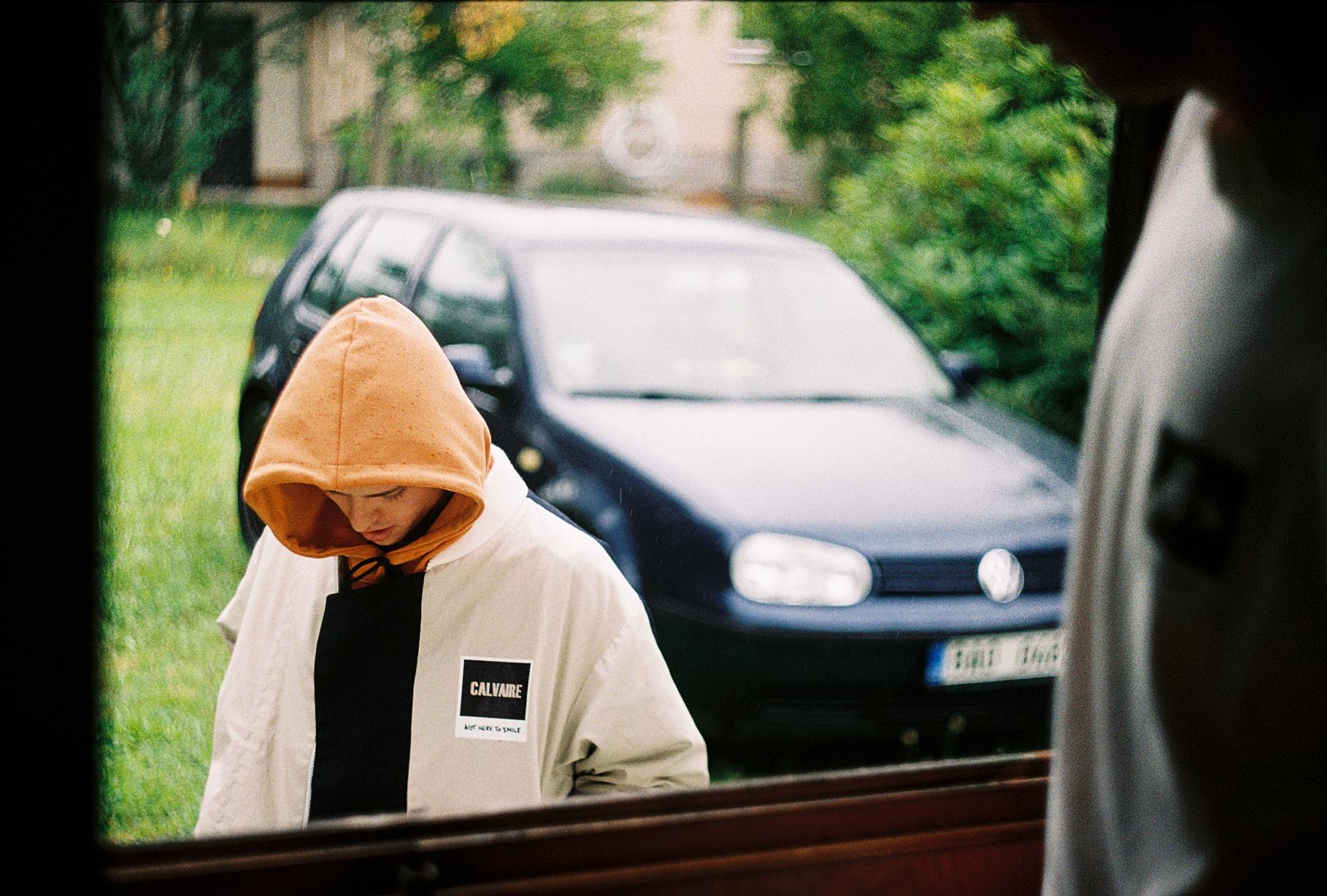 Calvaire Paris lookbook feat. Dalyb