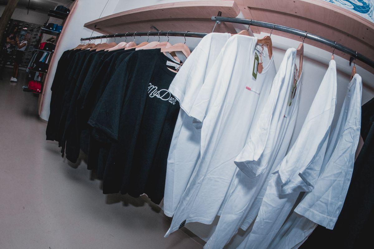 Instore drop nové kolekce My Dear Clothing