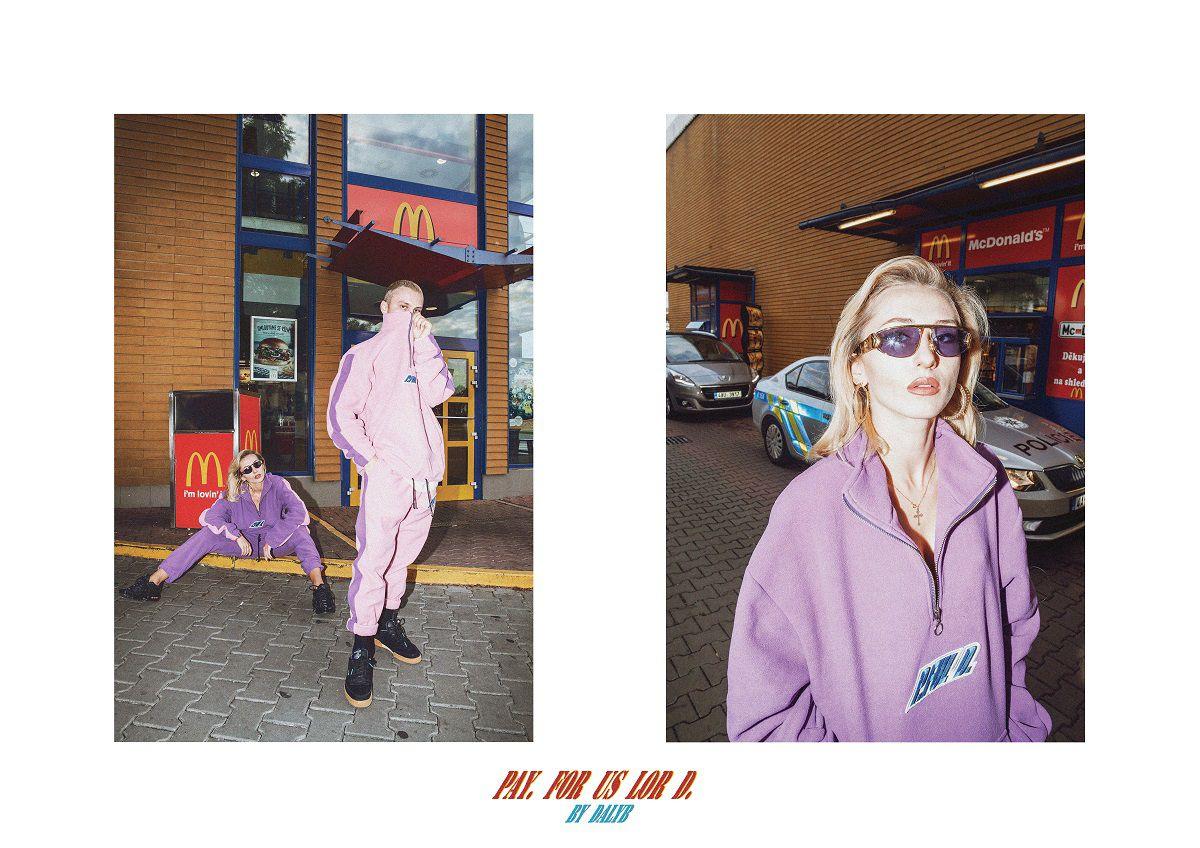 PAY. Clothing x Dalyb MLADOST | pop-up Queens Shop Praha