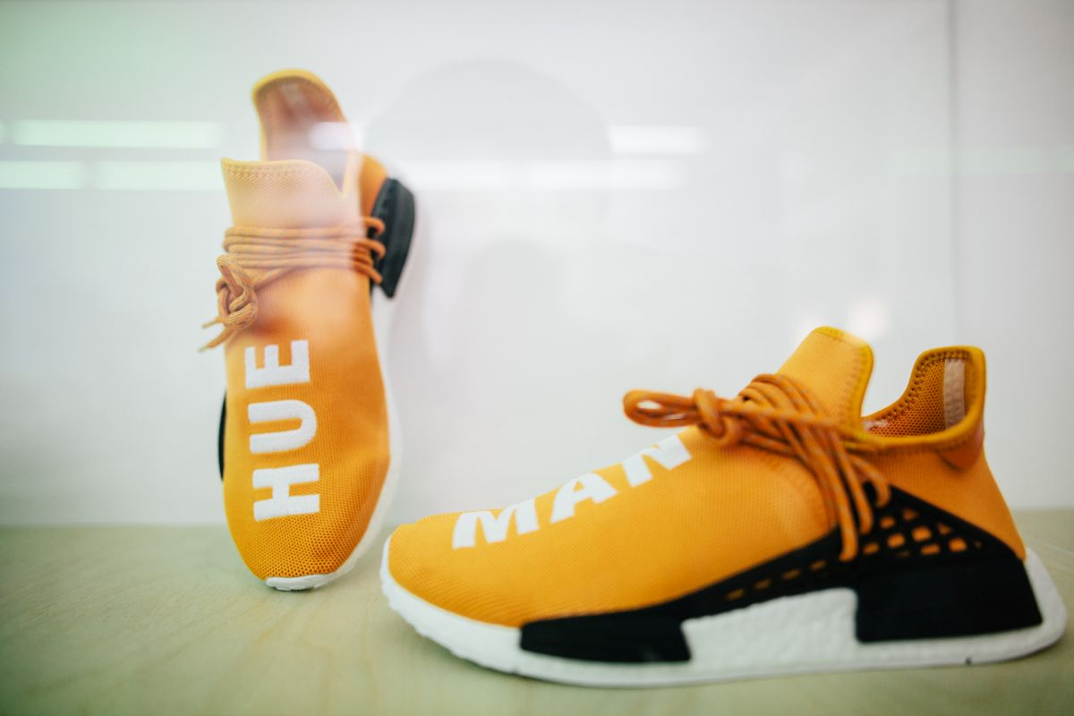 Pharrell Williams x adidas Human Race | Fotoreport