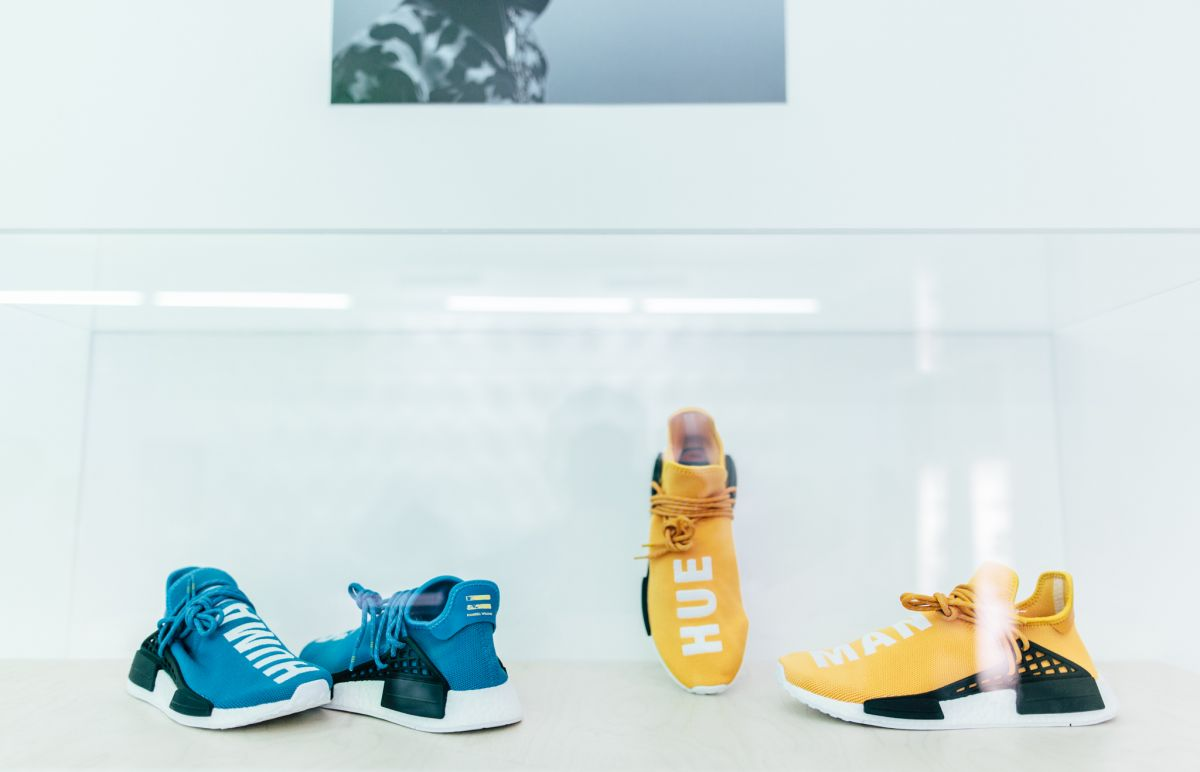 Pharrell Williams x adidas Human Race | Fotoreport