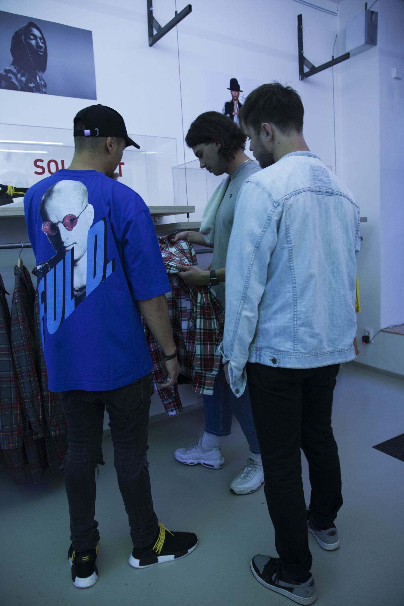 PAY. Clothing x Dalyb MLADOST | Fotoreport