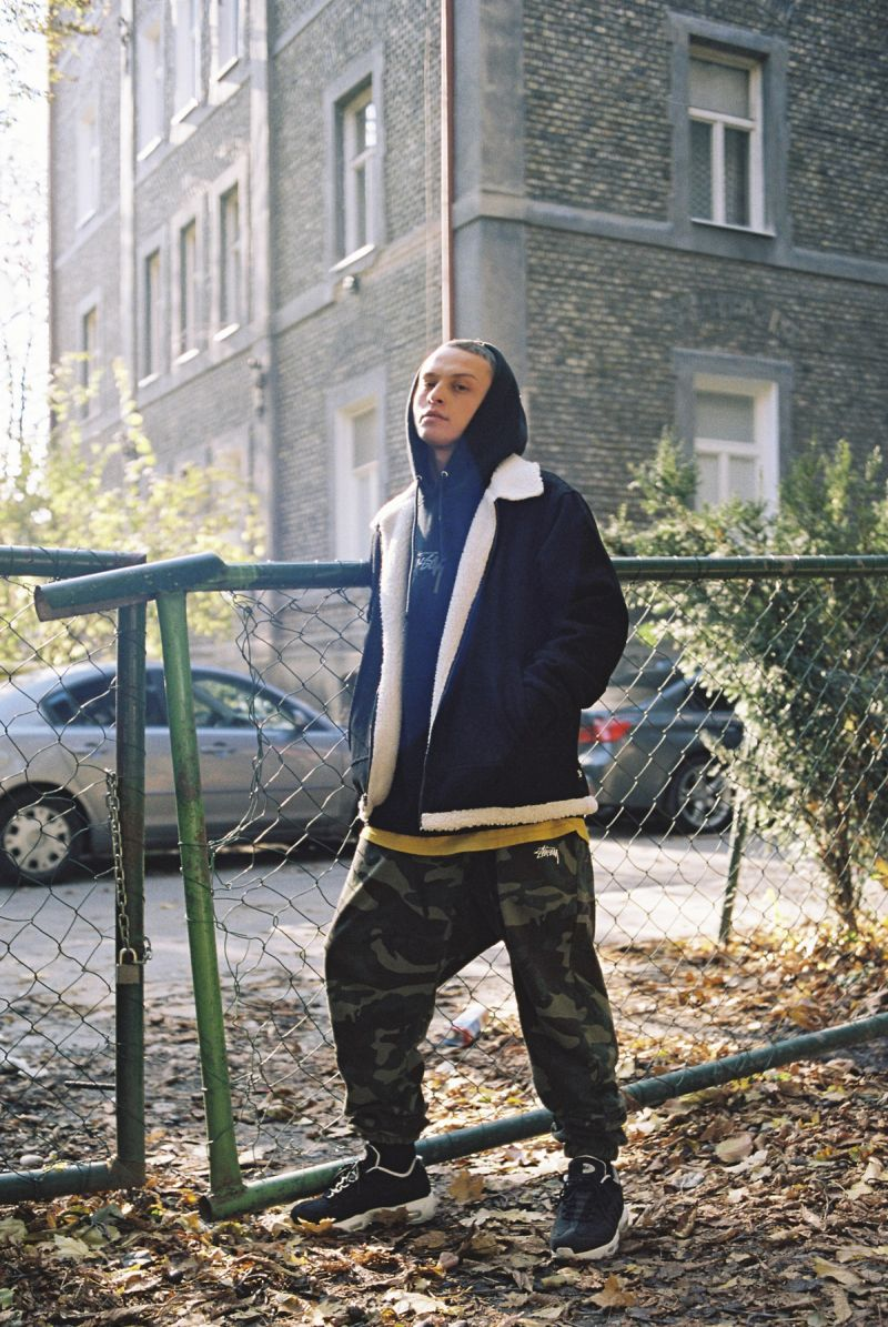 Dalyb x Stussy Worldwide Lookbook