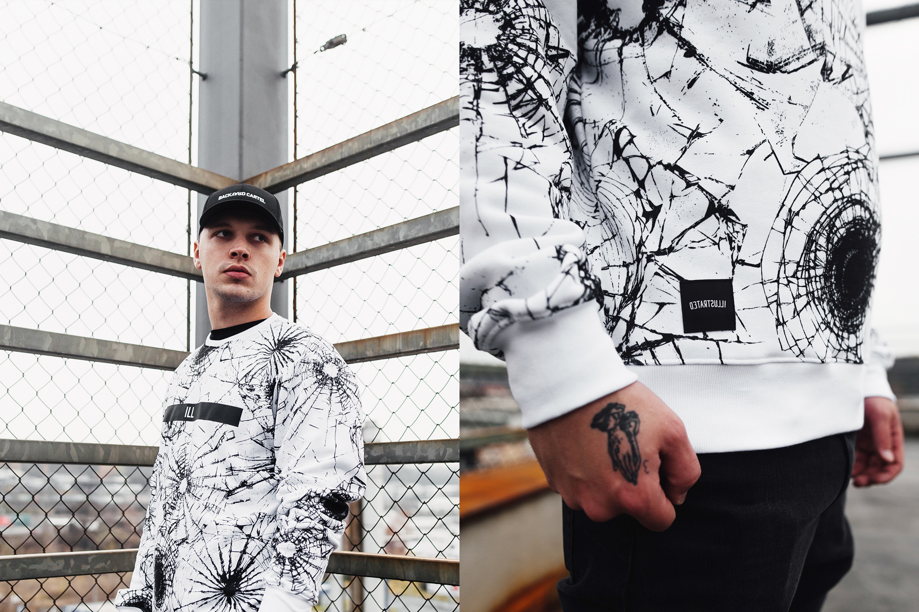 Backyard Cartel x Viktor Sheen x Adam Bakay | Lookbook
