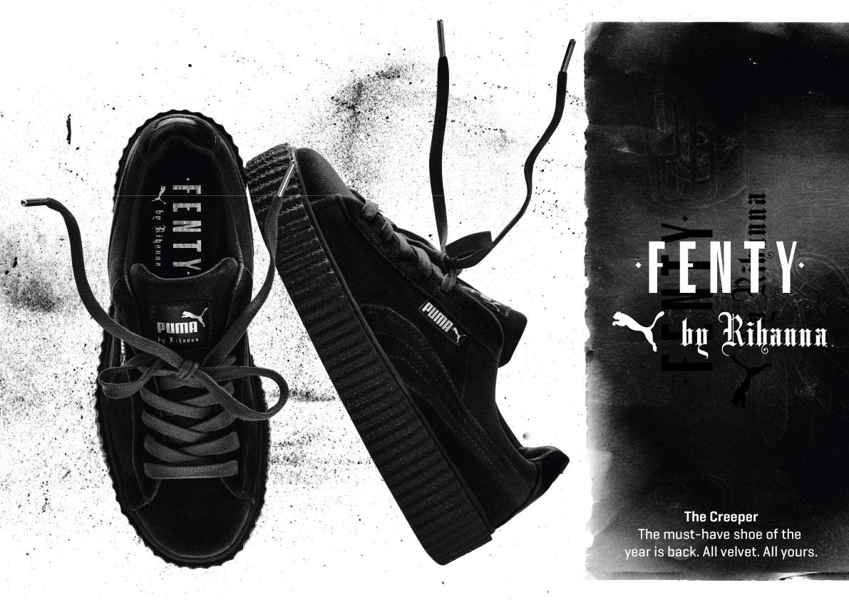Rihanna x Puma Creeper Velvet Pack | Release info