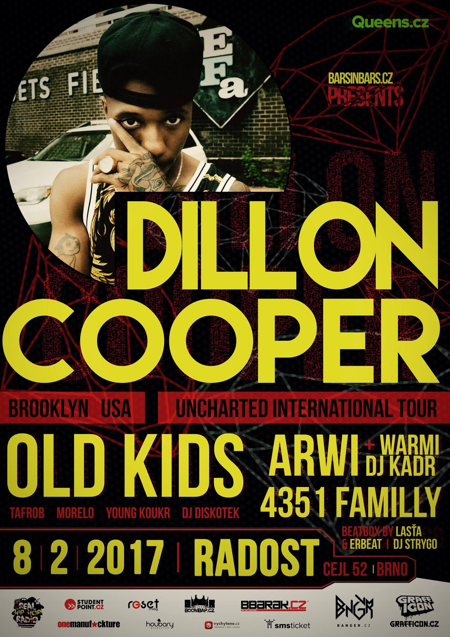 Bars In Bars w./ Dillon Cooper