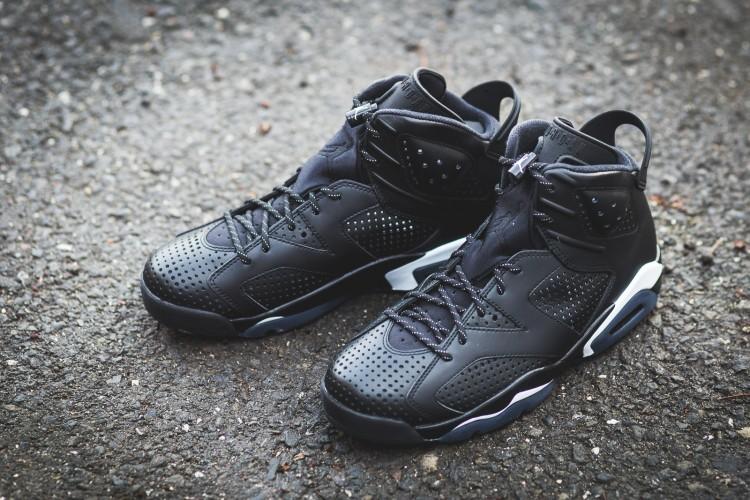 Air Jordan 6 Retro Black Cat  21513fe855