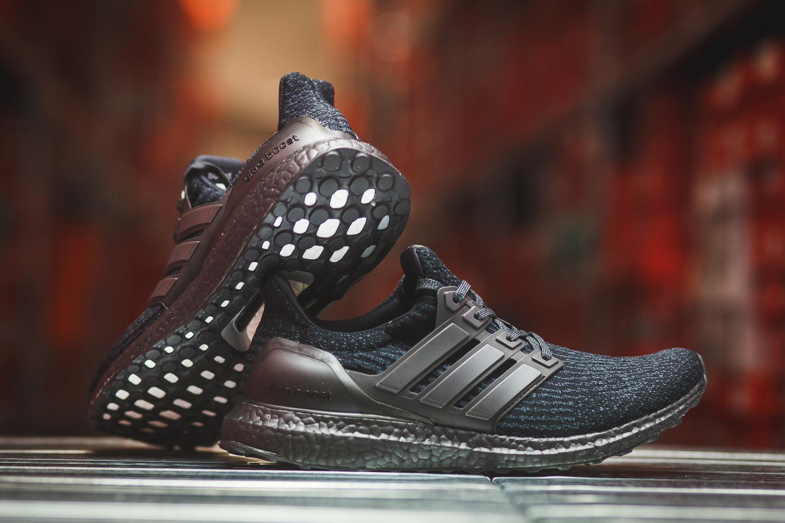 adidas Ultra Boost Triple Black | Release info