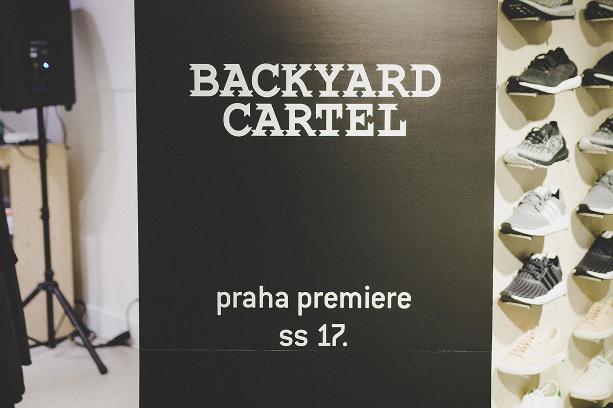 Fotky a video z pražské premiéry Backyard Cartel a Zulu Kukiho