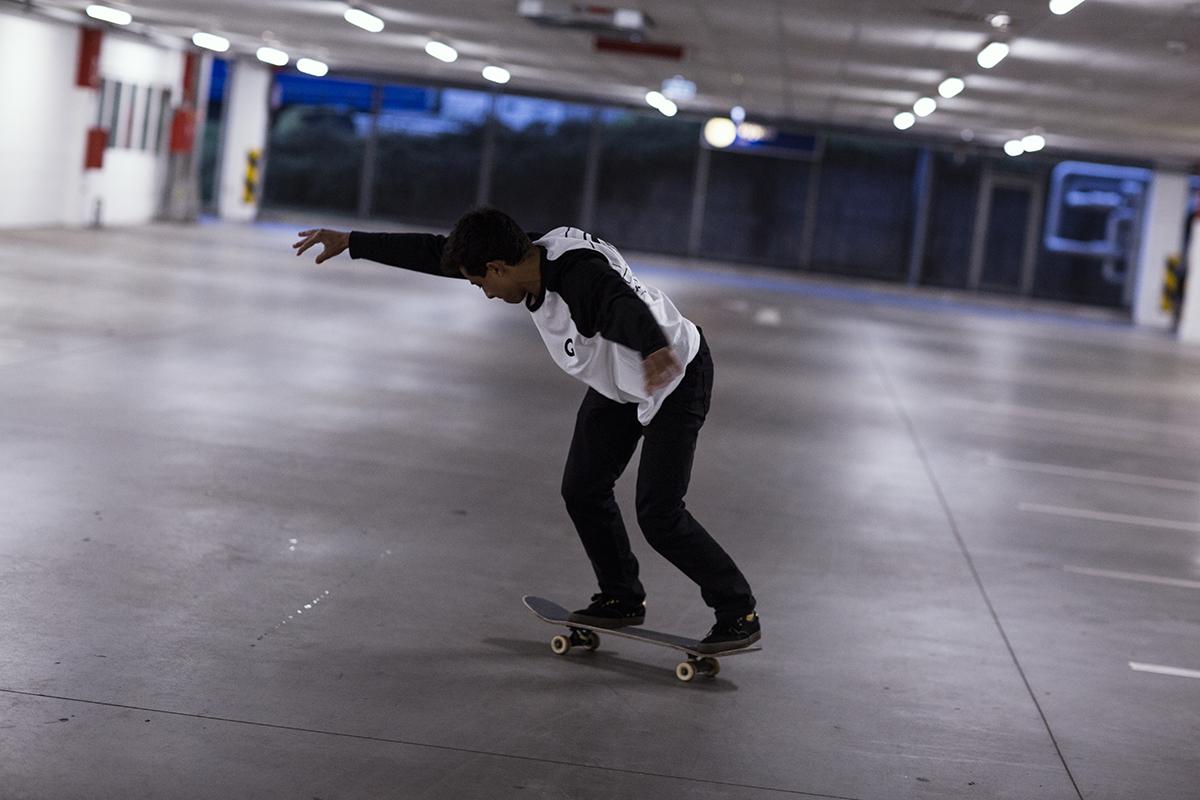 Queens x Maxim Habanec   Skate of Mind merch S/S 17 lookbook