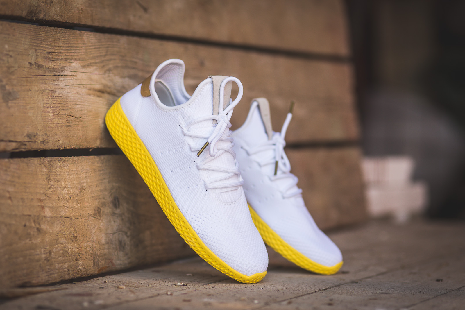 Pharrell Williams x adidas Tennis HU | Release info