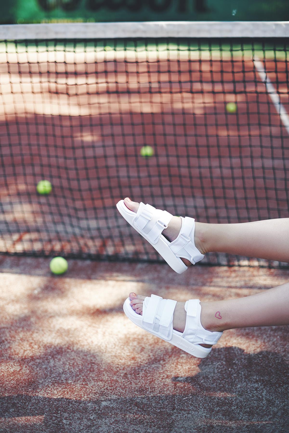 🎾 lookbook | Tenisové kořeny ve světě fashion