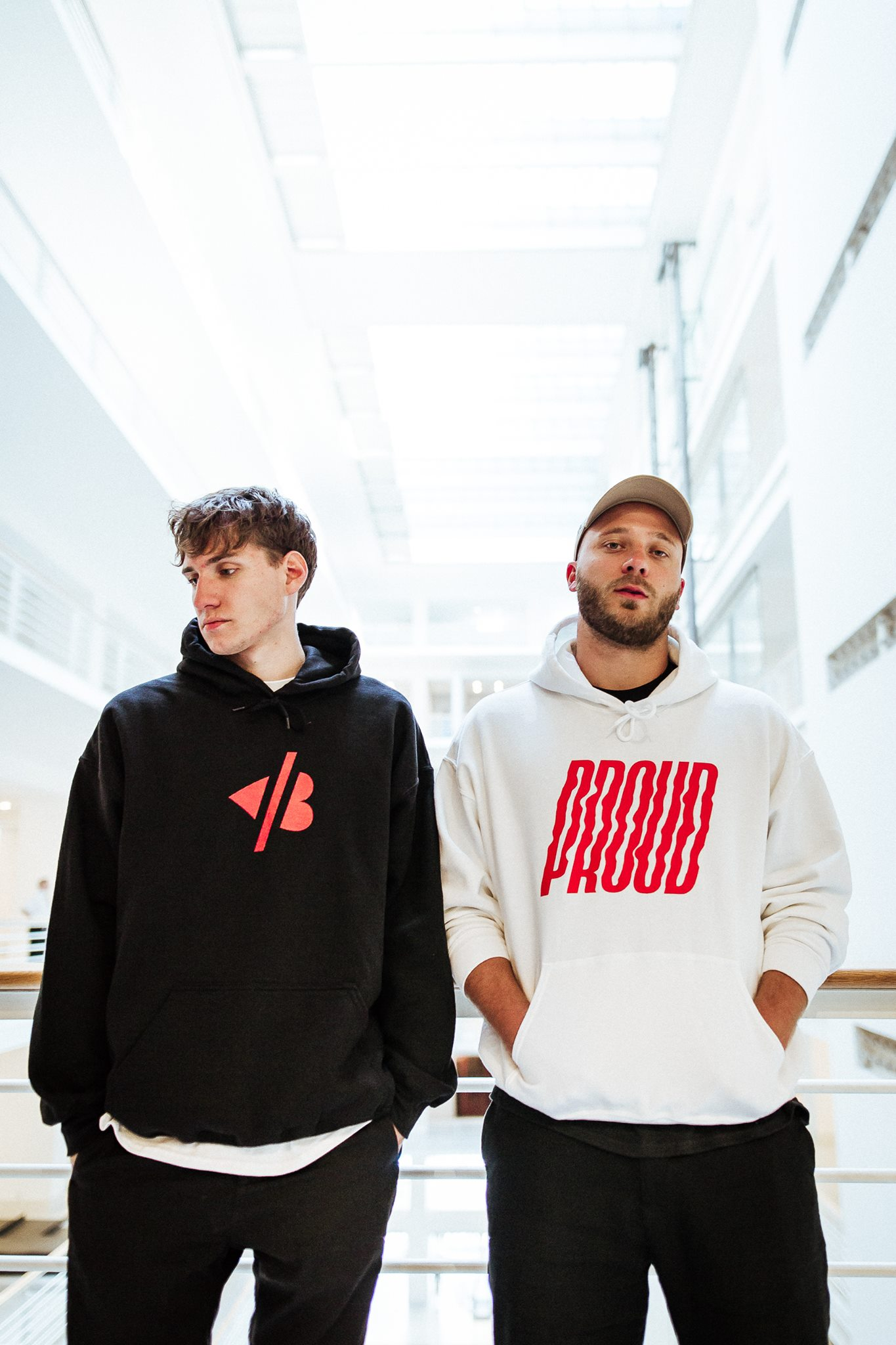VR/Nobody Proud merch release