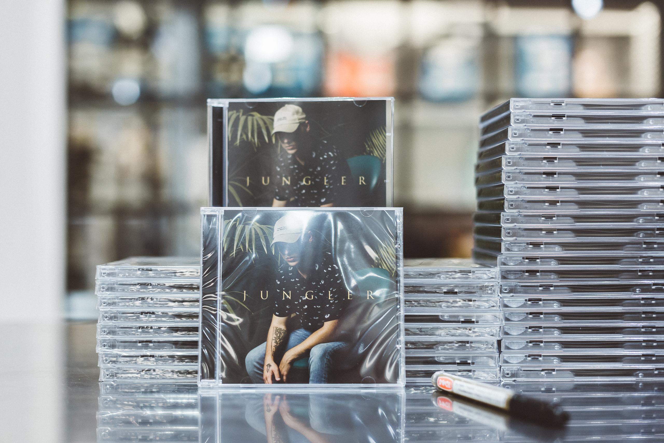 Release alba Jungler od Viktora Sheena