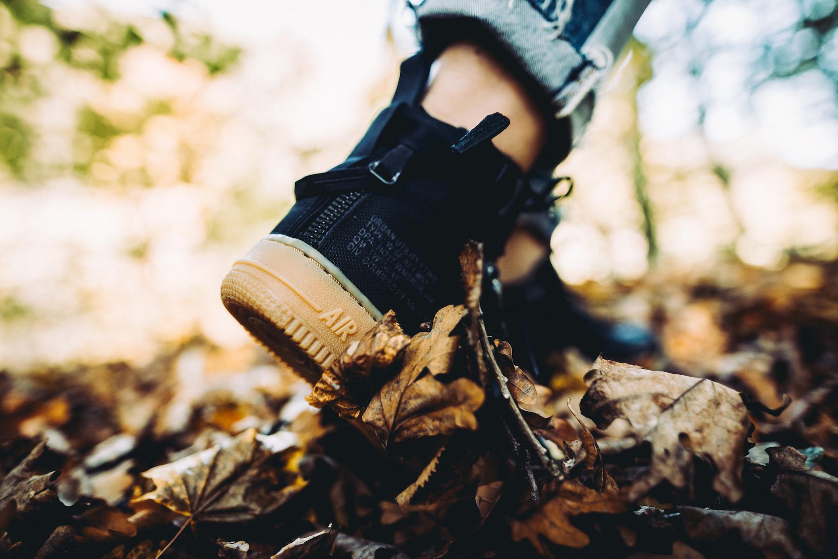 Sneakerboots a zimní tenisky | ❄️ 🌧