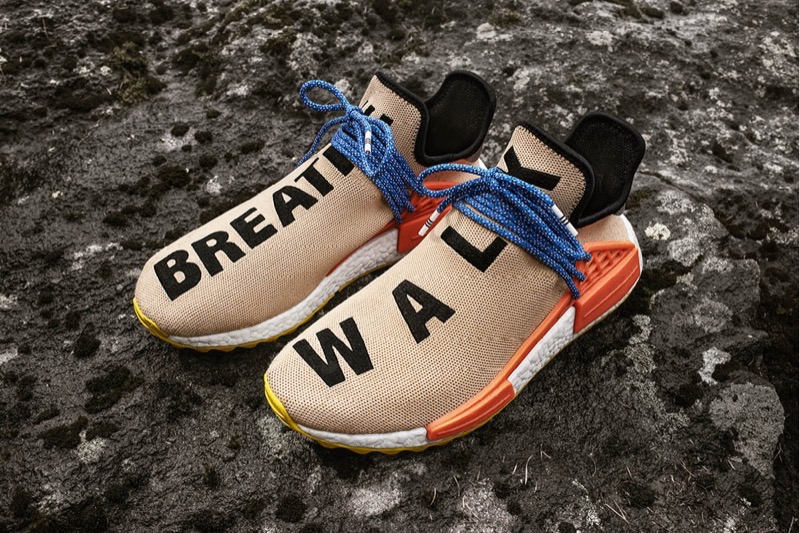 Pharrell Williams adidas HU NMD | Release info