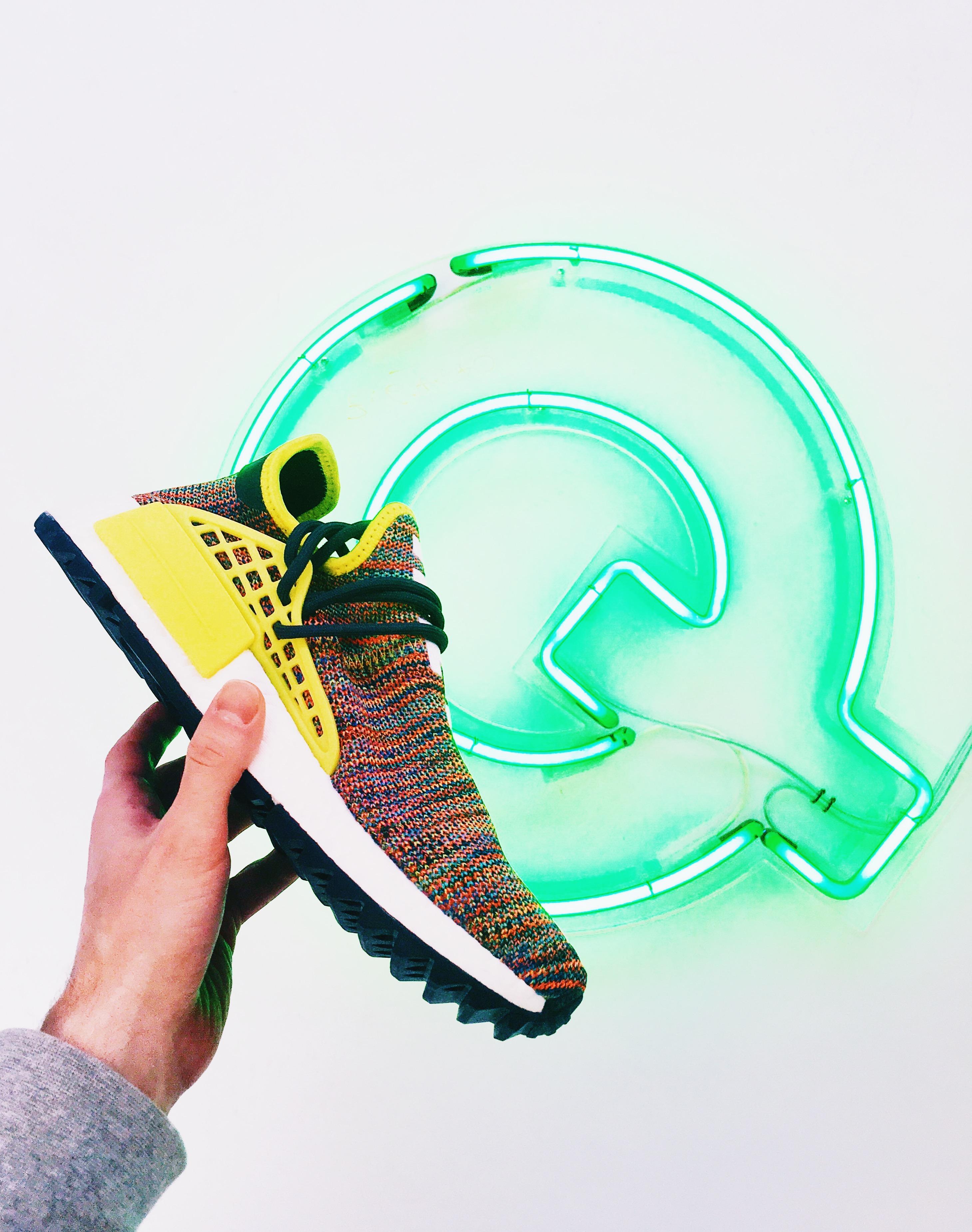 Soutěž o adidas Pharrell Williams HU zadarmo