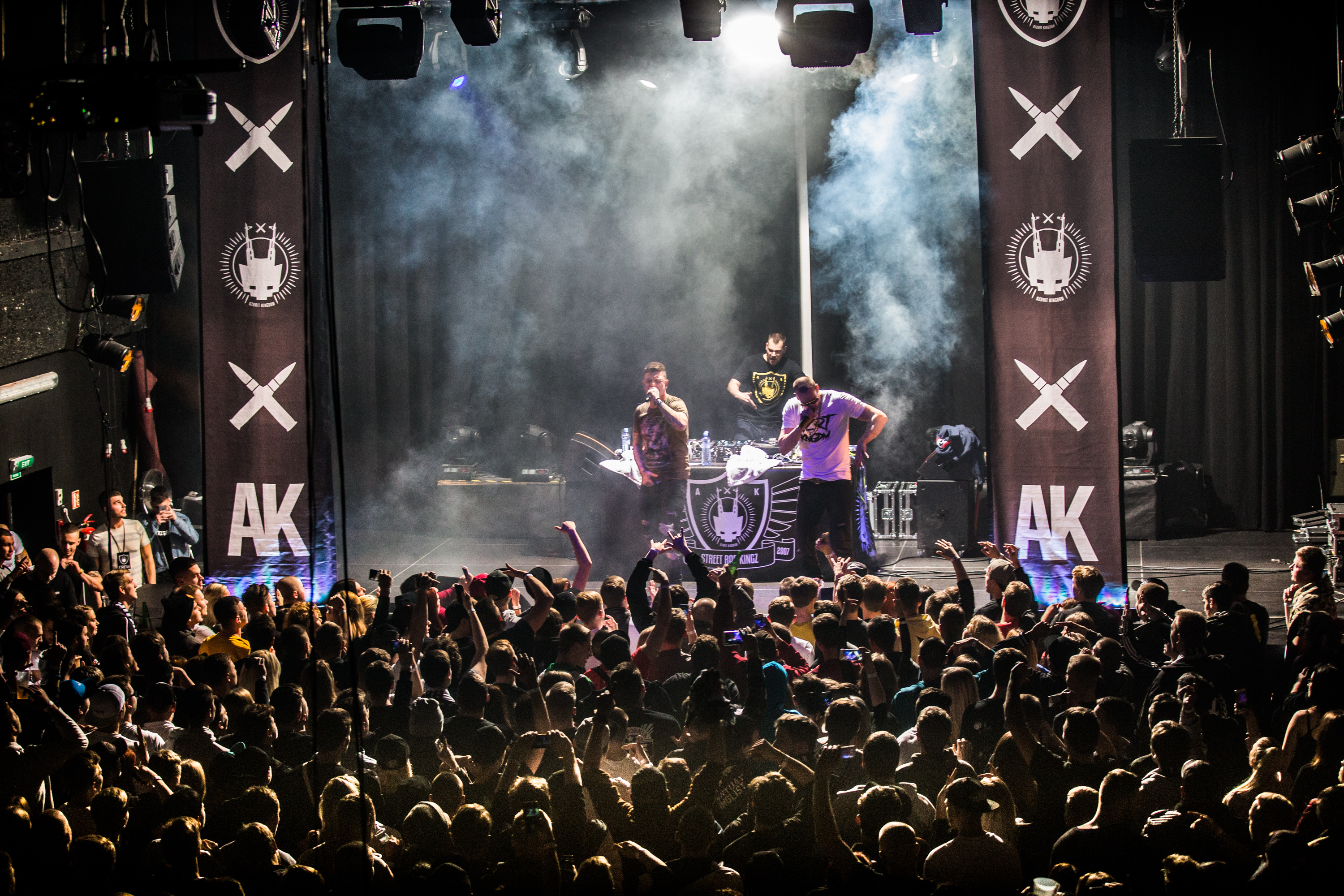 AK X Tour | report by Cuby