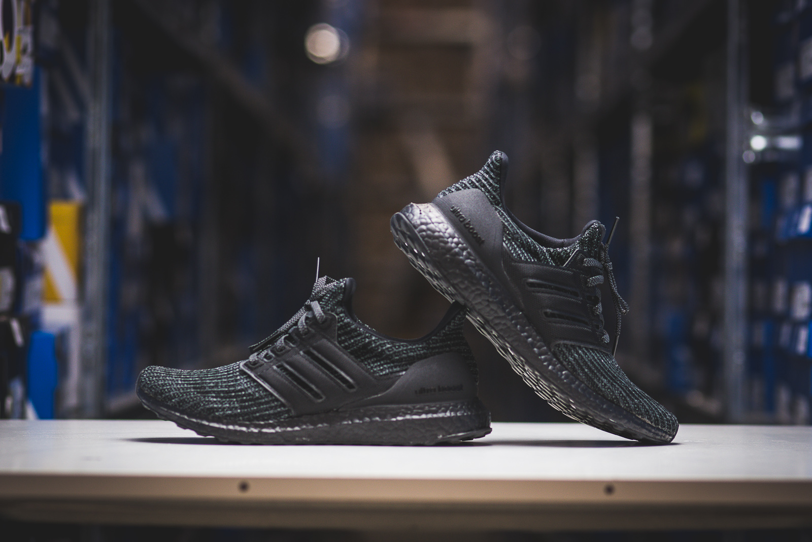 "adidas Ultra Boost ""Triple Black"" 