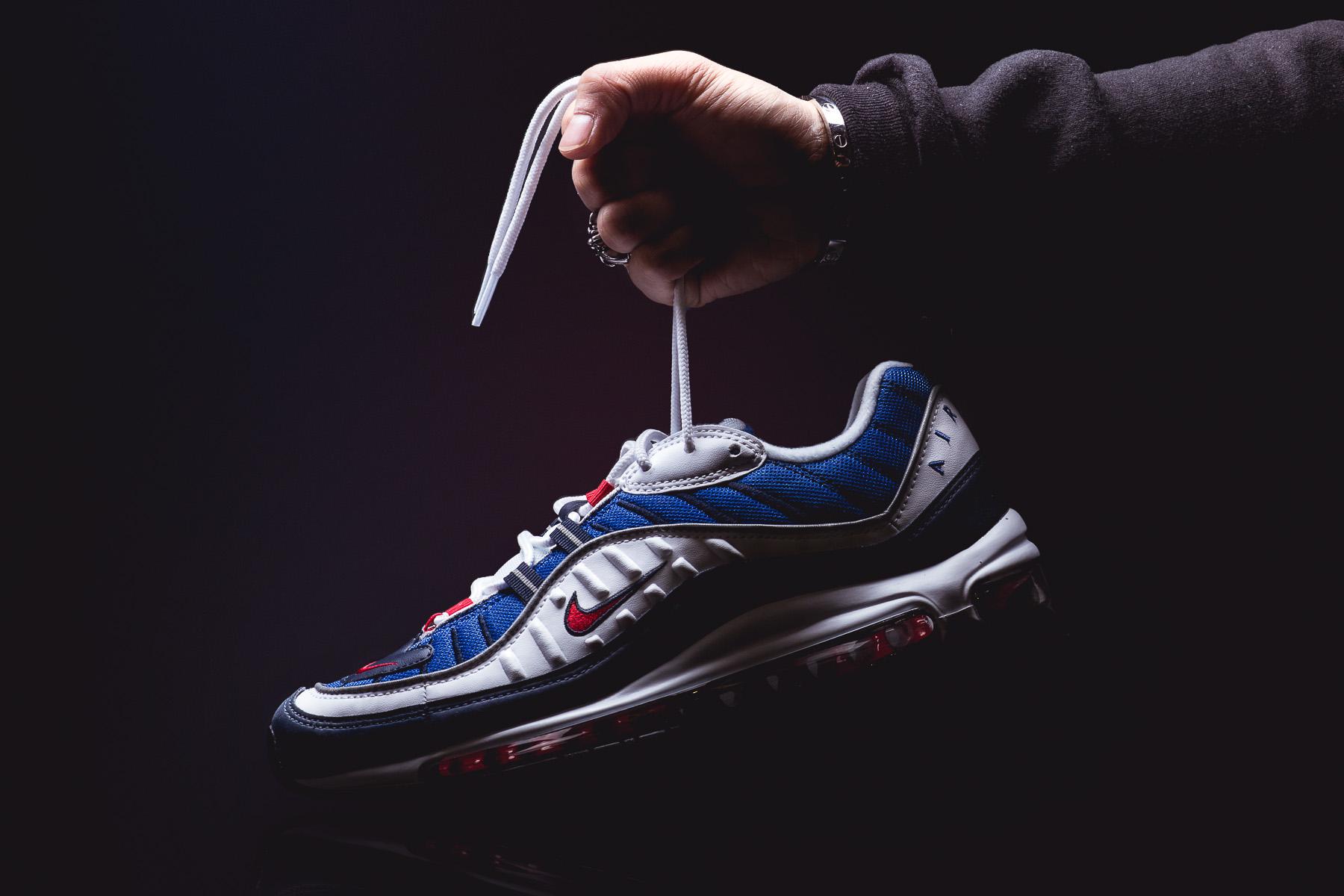 Nike Air Max 98 aka dad shoes se vrací na scénu