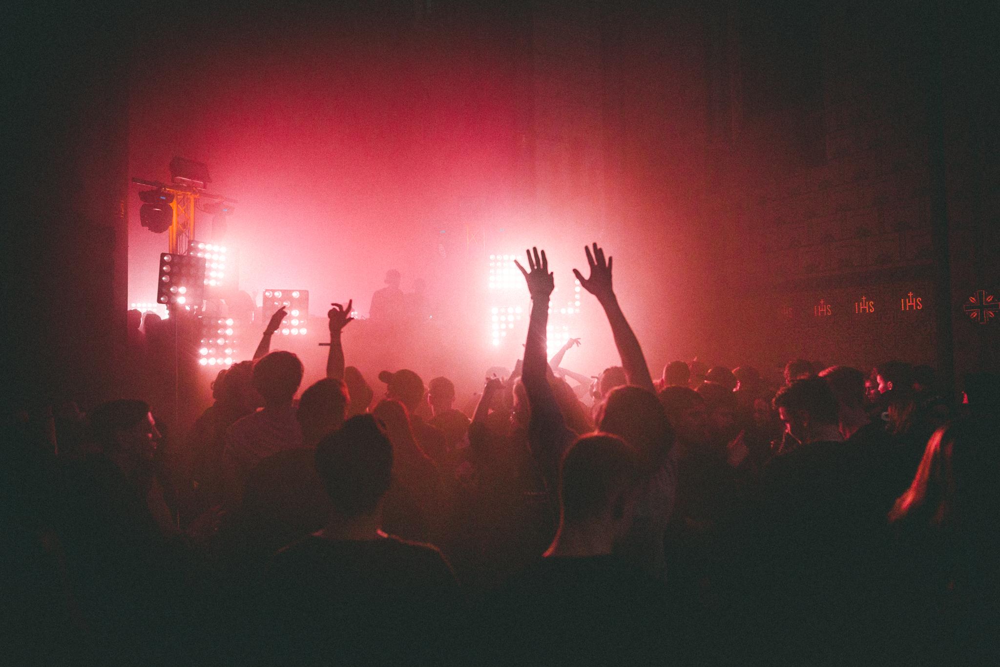 Addict #11| Atmosféra očima a ušima návštěvníka