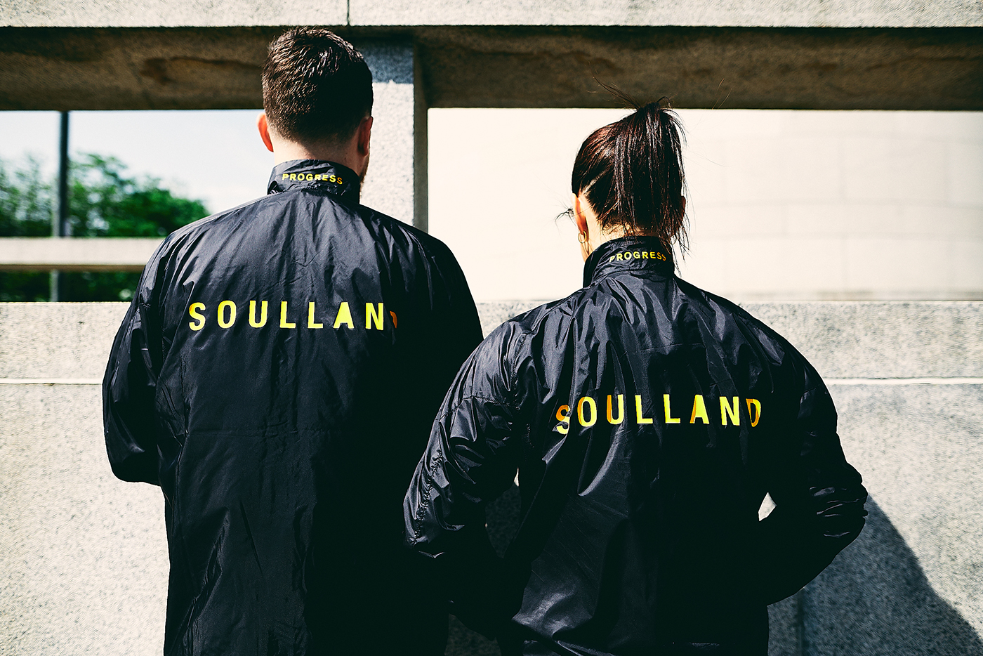 Soulland x 66°NORTH x Queens Running Team