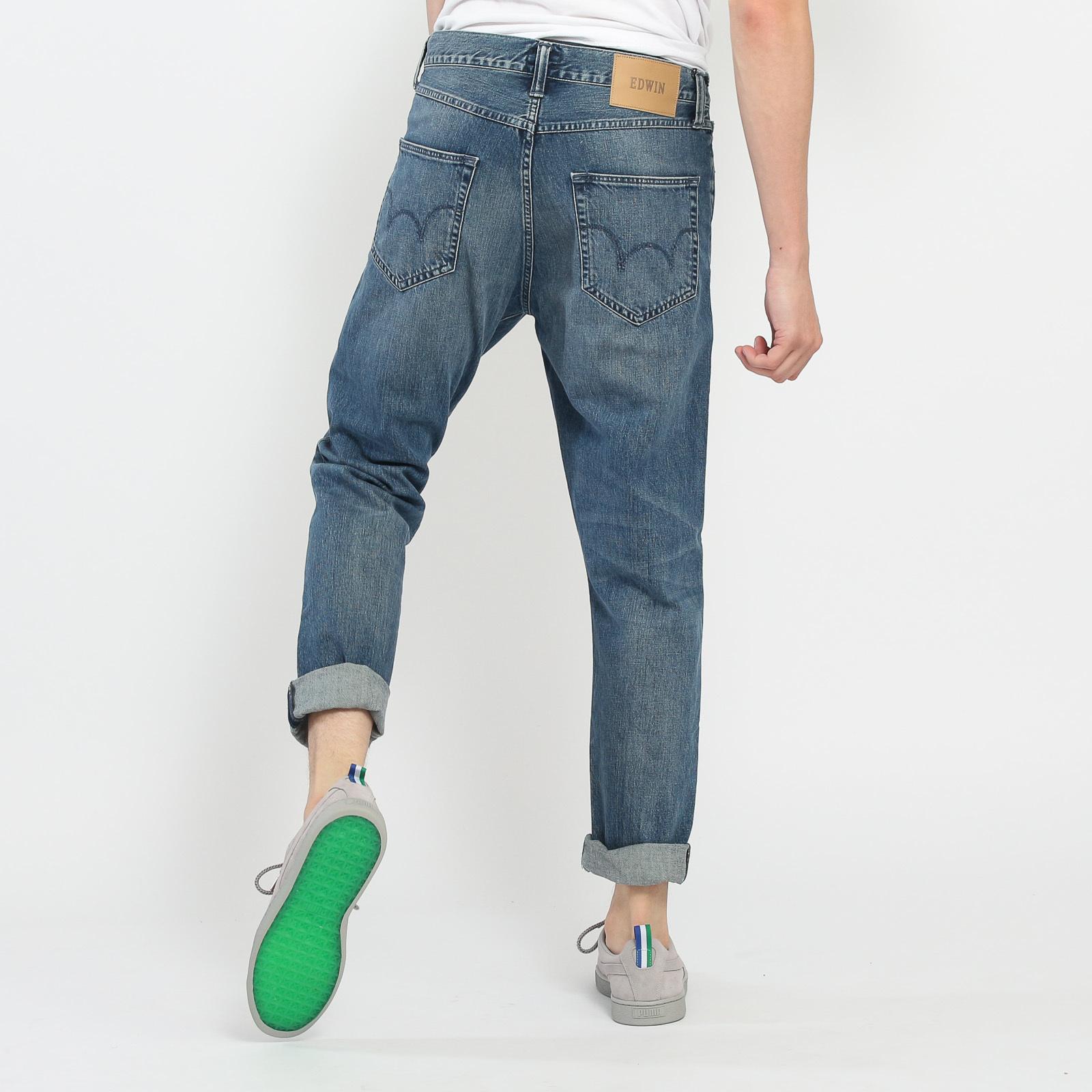 Jak fitují Edwin jeans?