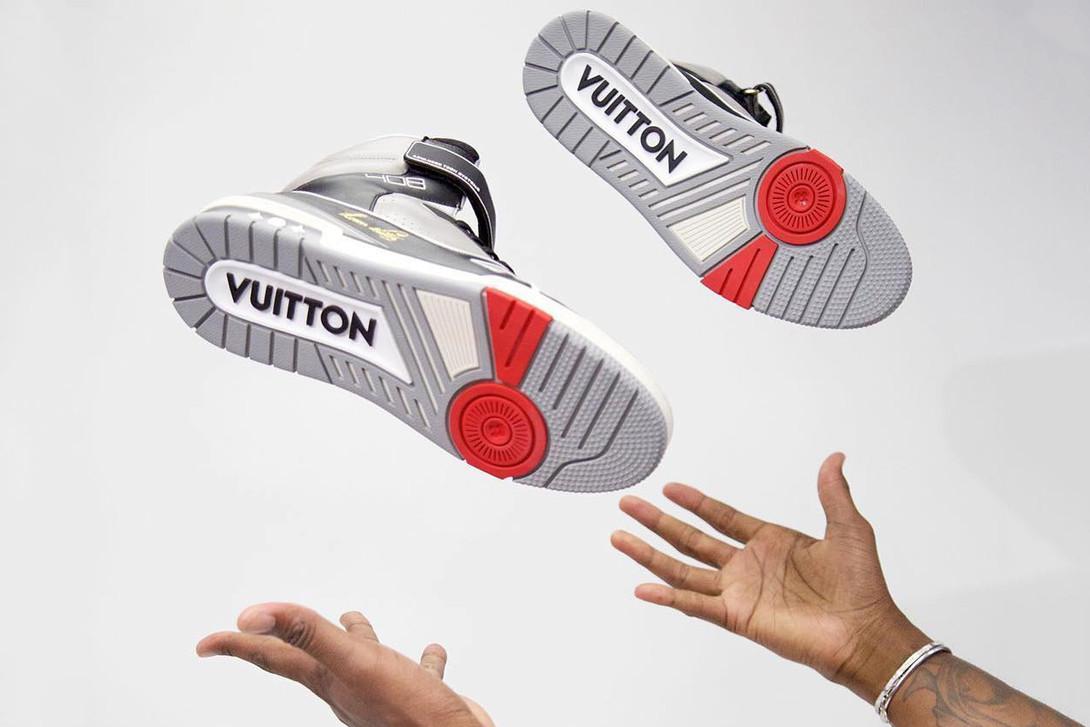 Don C: Ten, který dostal jako první tenisky Louis Vuitton od Virgila Abloha