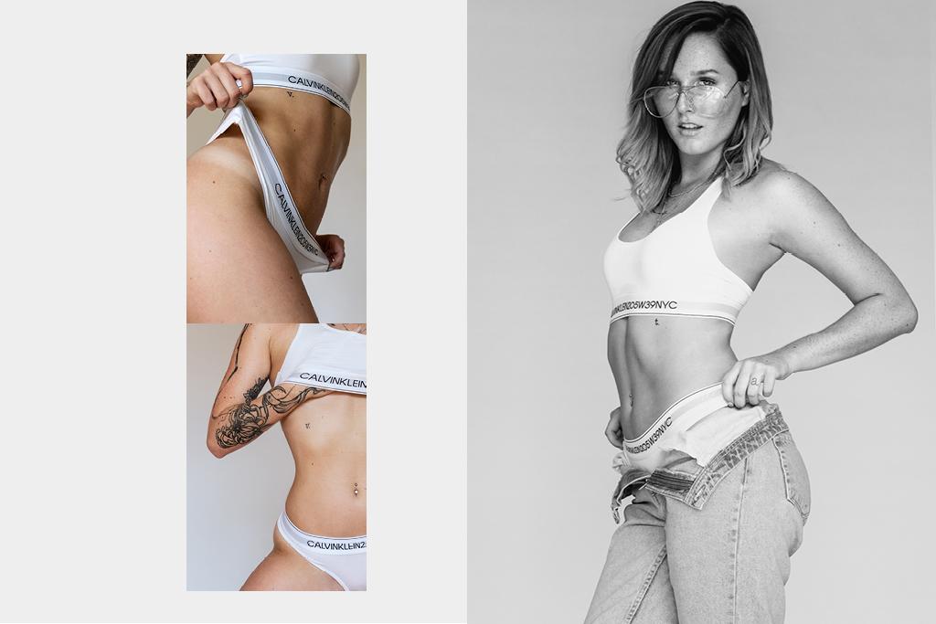 Queens lookbook | Spodní prádlo Calvin Klein x Raf Simons