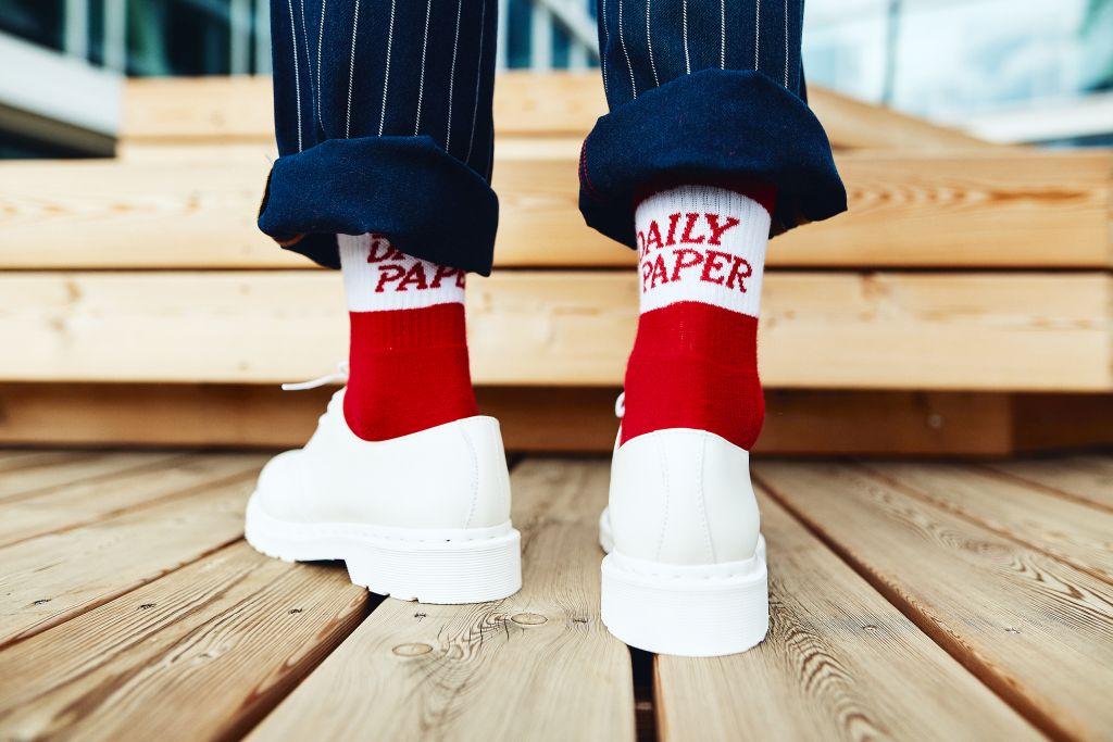 Queens lookbook | Daily Paper, holandský streetwear s názorem